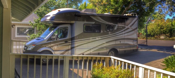 cTv, RV Romance or What Could Happen on our Maiden Voyage to Bodega Bay?