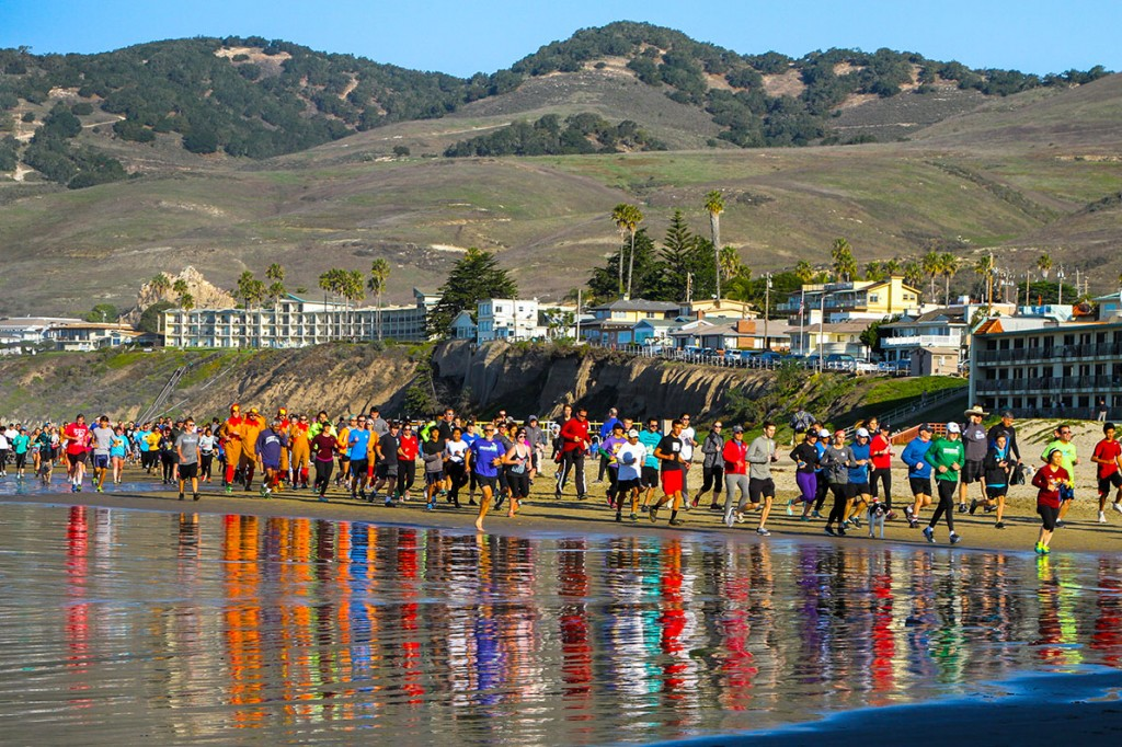 Pismo Beach Turkey Trot