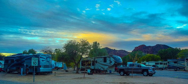 cTv RV Life, Buckskin Mountain State Park – Colorado River at its Best