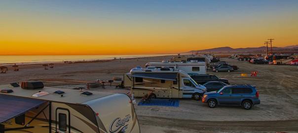 cTv RV Life, Marine Base Camp Pendleton/Oceanside, Ocean Playtime