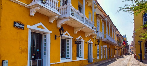 cTv Cruise Life, a day in Cartagena, Columbia