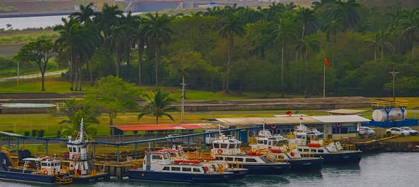 cTv Cruising Panama Canal locks – Cinema, History, Cool Statistics