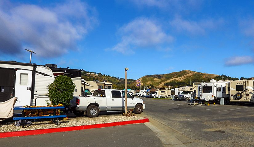 Top/Best RV Parking Near San Francisco