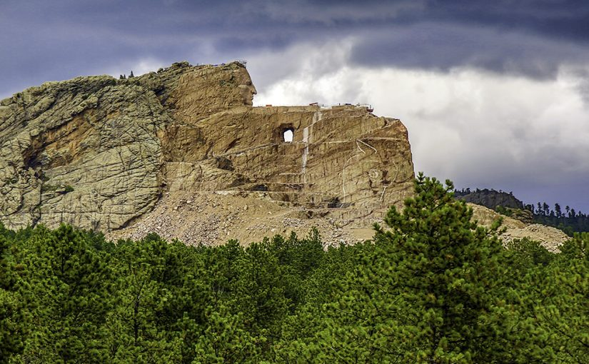 Crazy Horse Monument The Rest of the Native American Story