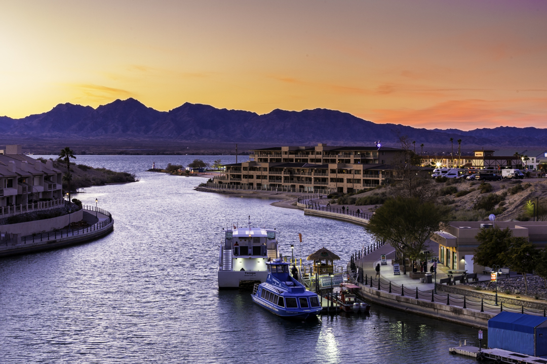 Lake Havasu, Arizona – 2020 Hot Air Balloon Festival