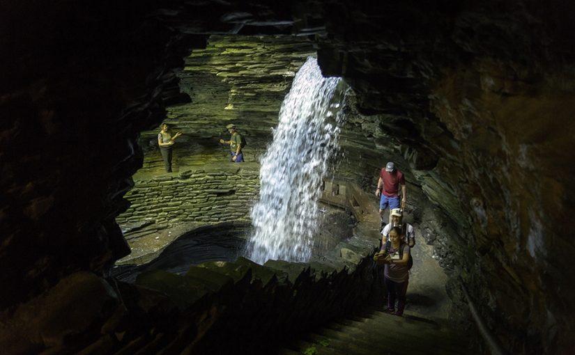 Watkins Glen State Park, NY – Glorious Gorge, 19 Waterfalls