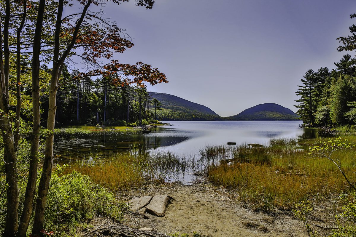 Acadia NP, Then & Now + Biking Carriage Trails
