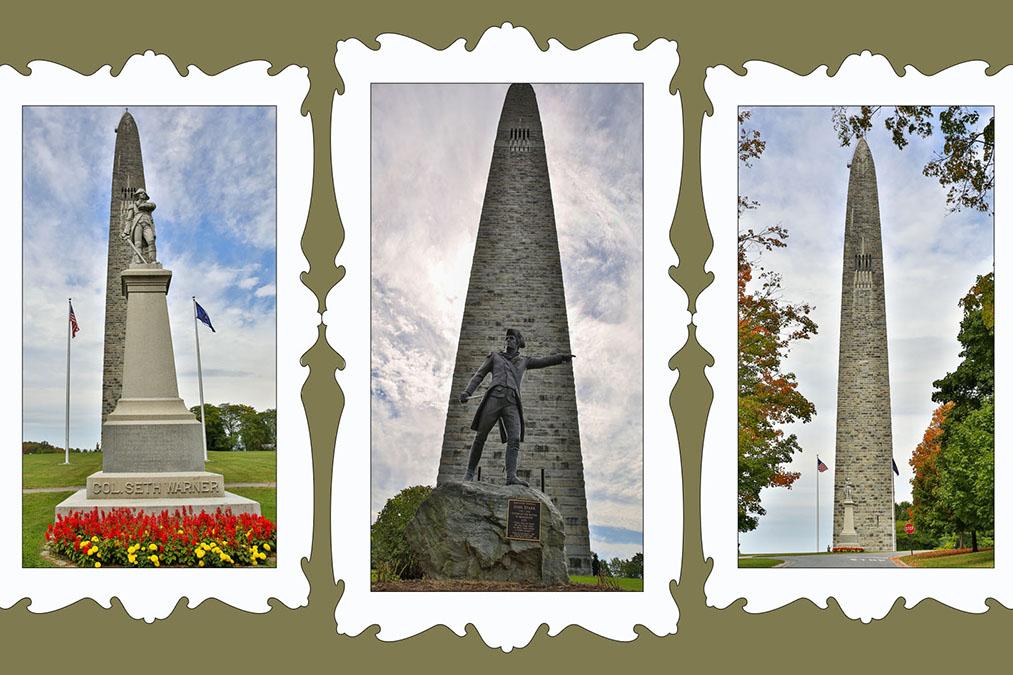 Bennington Battle Monument, The Real Story