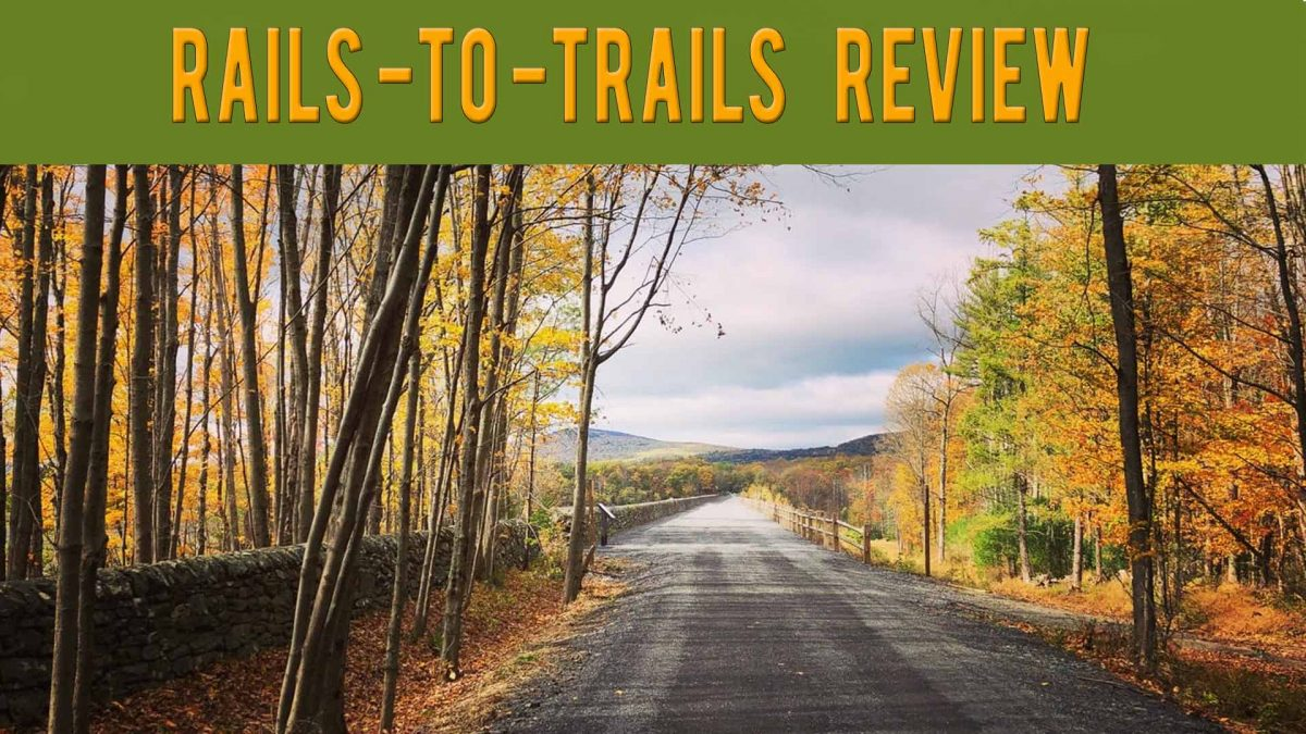 Hudson County Rails to Trail Review