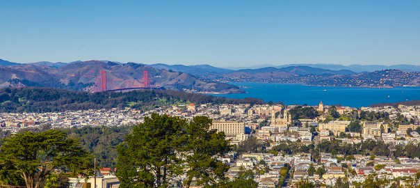cTv at Twin Peaks (San Francisco) for Grace's Birthday #RVLife drone