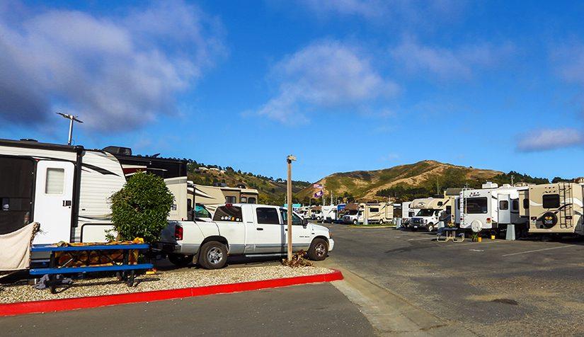 Top/Best RV Parking Near San Francisco