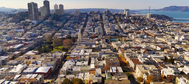 Coit Tower Suspense, San Francisco Views, Murals, Money & Mystery