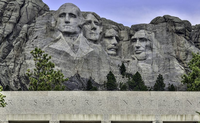 The Iconic Mount Rushmore National Monument